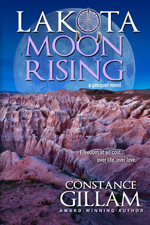 Lakota Moon Rising